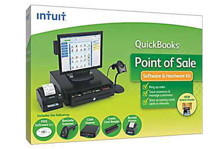 Quickbooks POS System North Salem